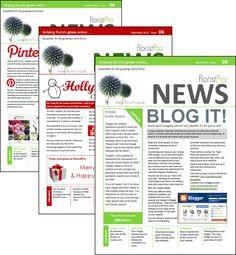 Floristpro News - Websites for florists