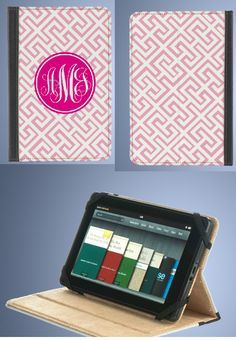 completely customizable kindle fire cover.