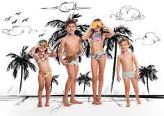 Viva o verão! Nosso lançamento kids.👦👧😍💗