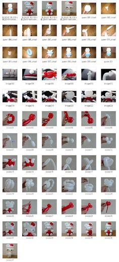 풍선하하 balloonhaha ㅡ 원본 사진 ㅡ 큰 사진은 이메일로 보내드립니다 ㅡ : 교육용 277 키티