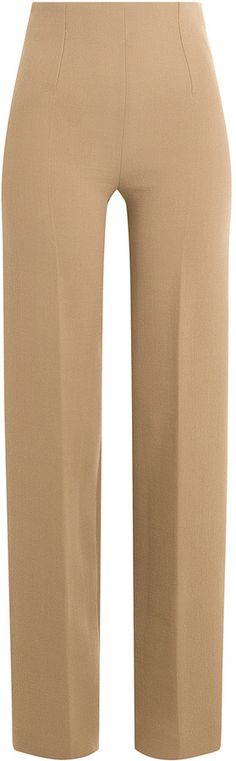 Emilia Wickstead Wide Leg Wool Pants Emilia Wickstead, Wool Pants, Wide Leg, Girl Fashion, Khaki Pants, Just For You, Legs, Stylish, Girls