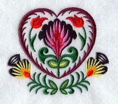 Machine Embroidery Designs at Embroidery Library! - Color Change - X7972