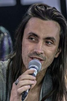Nuno Bettencourt (Kings Of Chaos-Press Conference-Photo-By Rudi Oliver)