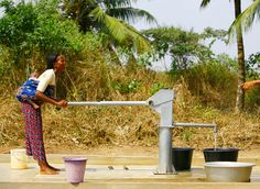 A USAID and Rotary International water and sanitation project in Ghana-->http://www.one.org/us/2013/02/21/amazing-africa-how-development-assistance-is-helping-to-end-poverty/