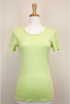 Dressing Your Truth - Type 1 Lime Cute-T