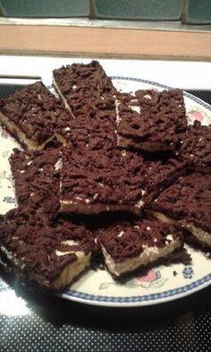 Brownie Recipe Video, Brownie Recipes, Diabetic Recipes, Low Carb Recipes, Healthy Recipes, Healthy Sweets, Healthy Snacks, Hungarian Recipes, Hungarian Food