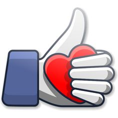Thumbs Up Love! ღ ☞ http://www.symbols-n-emoticons.com/2015/06/thumbs-up-love.html