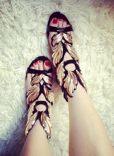 SHOES: http://www.glamzelle.com/products/cruel-summer-gold-flame-flat-sandals