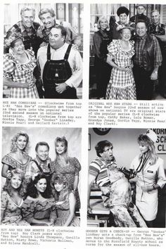 Hee Haw Cast Members | ROY CLARK with HEE HAW CAST & HONEYS Publicity PHOTO - Sitcoms Online ...