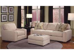 Shop for Smith Brothers Sofa, 286269, and other Living Room Sofas at Talsma Furniture in Hudsonville, Holland, Byron Center, Grand Rapids / Cascade MI. Comfort Wrinkles are Designed to Appear in This Style to Enhance the Exceptionally Soft Feel of the Seat and Back Cushions.