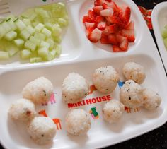 Baby finger food, toddler meal ideas - mommyoutnumbered.com 3