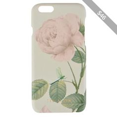 Ted Baker Rose iPhone 6 Case