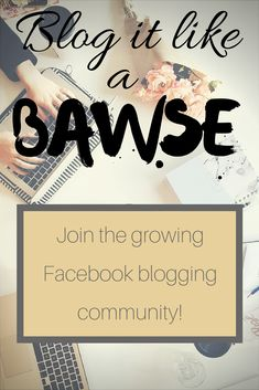 Are youa blogger?Do youwant to conquer the blogging game? DoYOUneed help? Join the brand new Blog It Like A BAWSE community!  Gain valuable advice, feedback, tips, tools and tricks to become the blogging bawse you were meant to be!  #blogger #writerslife #blogwithdee #facebook #community #communityengagement #blog #blogging