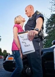 police engagement photos - Google Search
