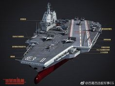 China Type 002 Aircraft Carrier