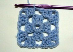 Crochet Spot  » Blog Archive   » How to Crochet: Granny Squares (Step-by-Step) - Crochet Patterns, Tutorials and News