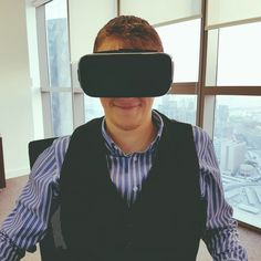 Our Social Media Executive is enjoying the new Virtual Reality experience, he has been looking at 360 degree videos . Let us know what you think of Virtual Reality and Augmented Reality? Augmented Reality, Virtual Reality, Qatar Doha, Vr Headset, Articles, Social Media, Technology, Digital, Videos