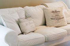 wow ~ ikea sofa