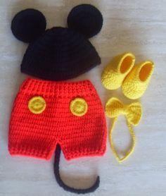 Croche da Moda : Acessórios newborn para seções fotografica