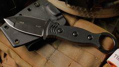 TOPS Knives анонсировала новый компактный нож для самообороны - TOPS ICE Dagger