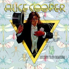 Alice Cooper Welcome To My Nightmare – Knick Knack Records