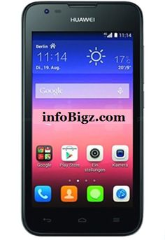Huawei Ascend Y550 Features, Specs, Release Date and Price