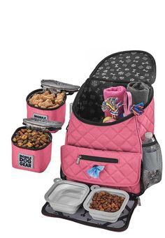 Pet Travel, Travel Bags, Travel Luggage, Travel Items, Beach Travel, Family Travel, Bag Essentials, Pet Bag, Diy Dog Bag