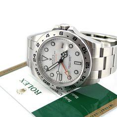 Rolex Oyster Perpetual Explorer II 216570 JRW111