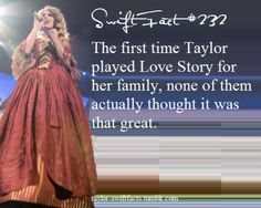 Swift fact OMG! its my all time FAV song of hers!!<3 ....I know not shocking =P