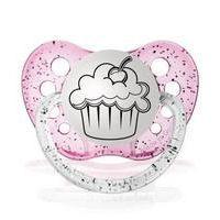 cupcake pacifer..too bad kinzy doesn't like these kind haha