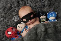 Superheroes friends
