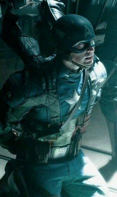 Captain America // Steve Rogers