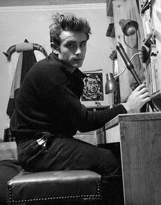 james dean looking like a hipster