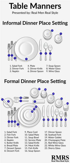#4. Place Setting Basics