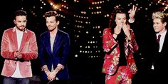"""(Gif) One Direction on the X Factor U.K. When they performed """"History"""" before their break (personally one of my favorite performances by them. EVER. even though I've never seen them live but still, whatever. Lol)"""