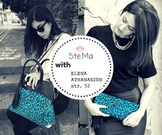 The clutch bag giveaway