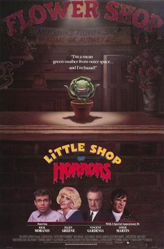 This movie used to give me nightmares! I'm still scared of plants! :P