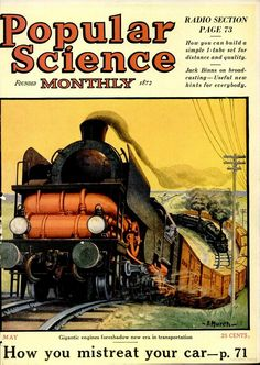 Discover Home, Art, Men's, Women's & Tech Accessories Illustrations And Posters, Vintage Illustrations, Science Magazine, Core Beliefs, Popular Mechanics, Old Magazines, Retro Futurism, Science And Technology, Cover Art
