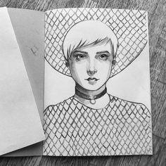 @ratskeleton drawing✨ Sketches, Drawings, Instagram Posts, Art, Art Background, Kunst, Performing Arts, Drawing, Portrait