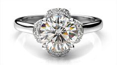 Zásnubný prsteň s diamantom l predaj šperkov l Ardiama. Engagement Rings, Jewelry, Jewellery Making, Enagement Rings, Jewelery, Engagement Ring, Jewlery, Jewels, Diamond Engagement Rings