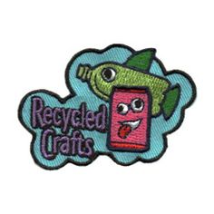 Recycled Crafts Fun Patches are only $.69 on Makingfriends.com