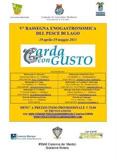 Garda con Gusto a Toscolano Maderno http://www.panesalamina.com/2013/8671-garda-con-gusto-a-toscolano-maderno-2.html