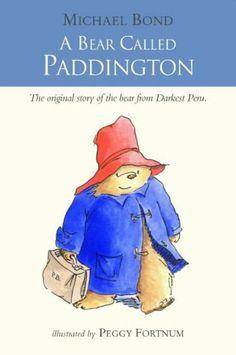 A Bear Called Paddington by Michael Bond, http://www.amazon.co.uk/dp/0007174160/ref=cm_sw_r_pi_dp_dElctb1QWZSPT