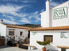 Vistas de Reul Alto Cortijos Rurales en Almería