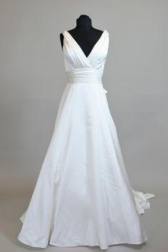 Nell Dress Blue Sky Bridal Seattle
