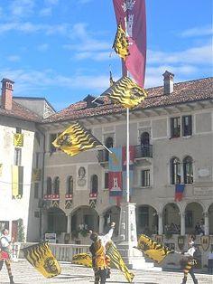 Feltre, il Palio, province of Belluno , Veneto region italy
