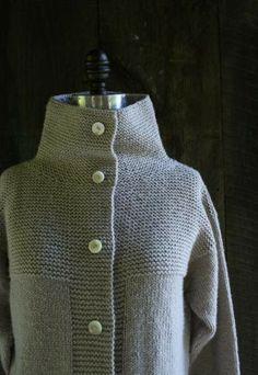 The Purl Soho Cardigan Coat + Vest, Perfectly Winter! - crislatorre72@gmail.com - Gmail