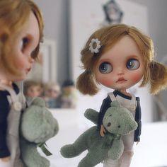 #nickylad #blythe #customblythe #blythecustom #doll #k07 #k07doll