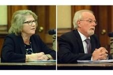 """Derbygate latest: Proposal to remove utilities commissioners in works - Alderwoman Stacy Gould said Wednesday the Republicans plan to caucus this weekend to discuss the proposal, which would """"find the best way forward"""" for the city by having NPU board Chairwoman Diana Boisclair and Vice Chairman Robert Groner leave the panel. Read more: http://www.norwichbulletin.com/news/20170426/derbygate-latest-proposal-to-remove-utilities-commissioners-in-works #CT #NorwichCT #Connecticut #CMEEC #NPU…"""