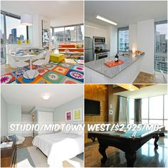 Studio apt for rent in Midtown West at $2,925/mo.Doorman, Elevator, Health Club, Pool, Garage,New Construction, Laundry, Bicycle Room, Lounge, Valet, Roof Deck, WiFi,Common Outdoor Space, Garden, Patio, NO FEE. Contact us for details.Web ID:134972. #NYCApartments #MovingToNYC #NYCrentals #ApartmentHunting #Moving #NYC #NoFeeApt